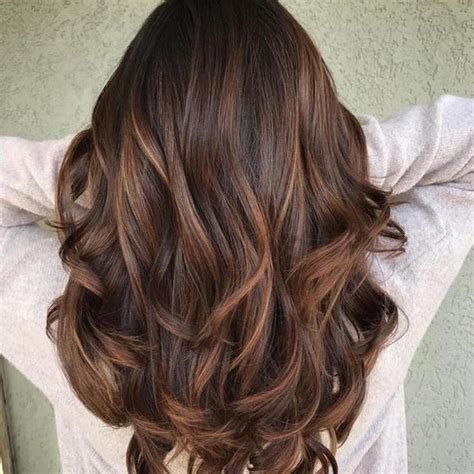 pelo color chocolate cabello color chocolate fotos peinados de moda