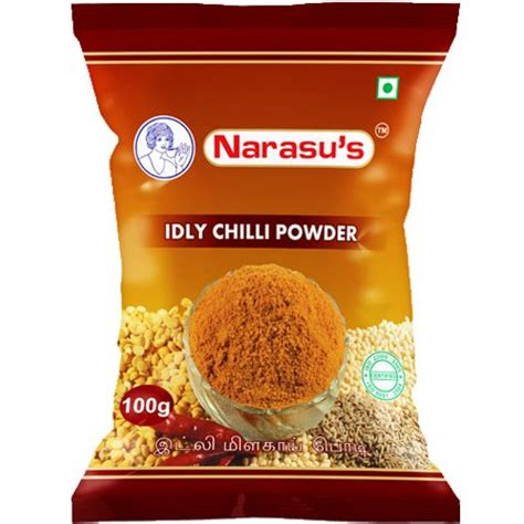All information about sri narasus. Buy Narasus Idly Chilli Powder Online at Best Price ...