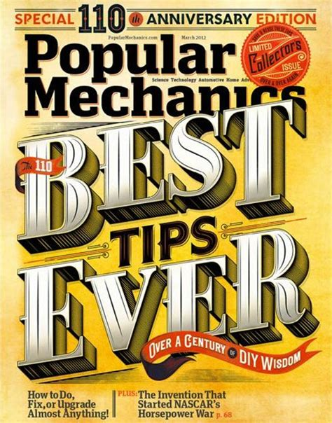 magazine covers with amazing typography