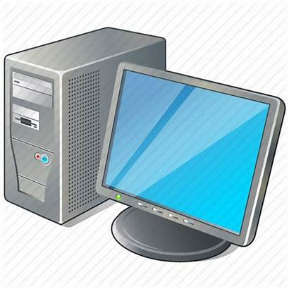 Computer Icon Pc Desktop Monitor Icons Vista