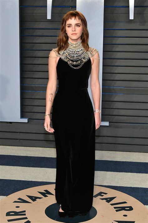 Emma Watson Debuts Time Red Carpet Dresses