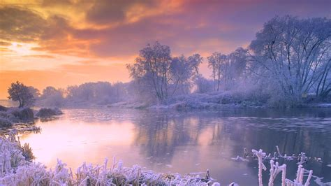 65+ Winter Desktop Backgrounds ·① Download Free Stunning