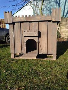 diy pallet wood dog house 99 pallets With easy diy dog house
