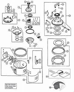Filter Queen M360ssvacuum Repair Parts  U0026 Tools