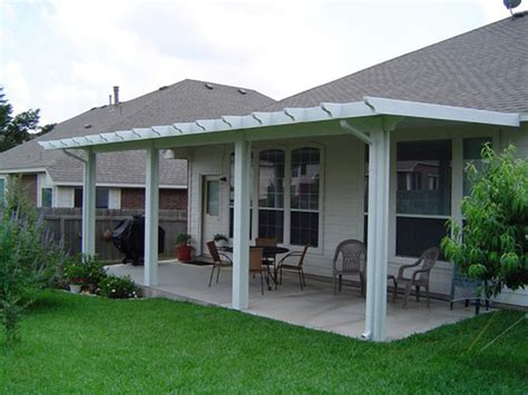 porch covering options enclosed patio covers