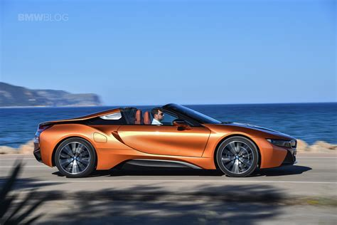 I8 Roadster Image by Carfection Drives The Bmw I8 Roadster