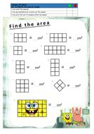 year 4 area shape by thomasgregs teaching resources