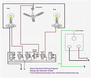 Simple Home Wiring Diagram