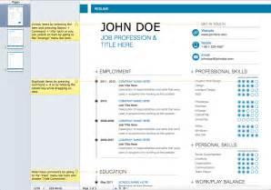 Modern Resume Template Mactemplates Com