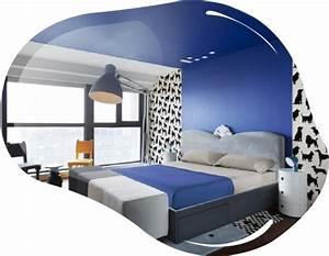 Devis Peinture Plafond : peinture plafond une touche de pro pour plus de luminosit ~ Dode.kayakingforconservation.com Idées de Décoration