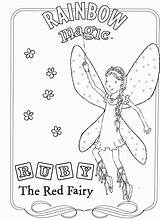 Rainbow Magic Coloring Pages Colouring Fairy Fairies Print Printable Books Sheets Colorings Adult Serpent Princesses Cartoon Discover Cartoons Visit Colors sketch template