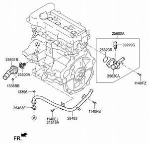 2016 Hyundai Accent Engine Diagram