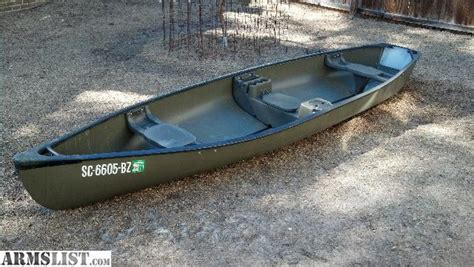 Canoes For Sale Near Me by Armslist For Sale Rogue River Square Canoe For Sale