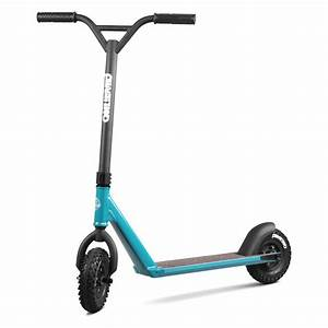 Razor® 13018146 - Phase Two™ Dirt Scoot Teal Pro Scooter