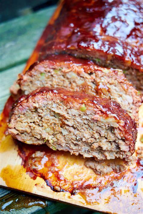 smoked meatloaf taste  artisan