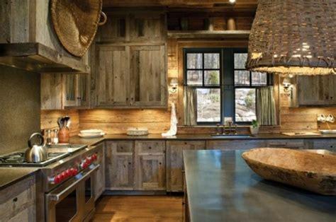 decoracion de cocinas rusticas  ideas originales