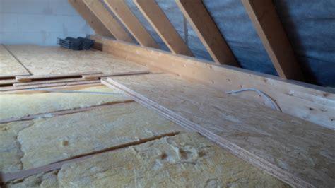osb platten verlegen dachboden osb platten fliesen osb platten im innenausbau