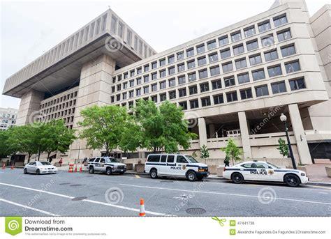 fbi bureau fbi washington dc editorial photo image 47441736