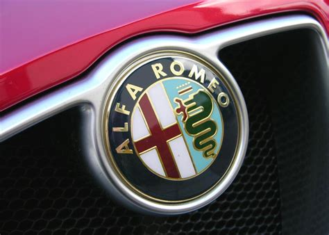 Behind The Badge Why Alfa Romeo's Logo Features A Snake