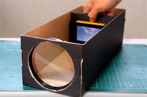 smartphone projector   shoebox bit