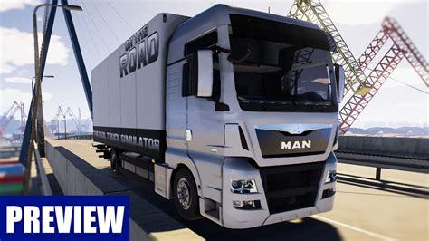 on the road truck simulator on the road truck simulator ın oynanış videosu ve yeni