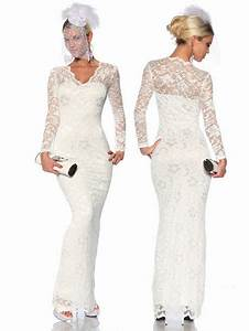 robe longue dentelle blanche With robe longue dentelle blanche
