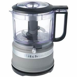 Kitchenaid Food Processor Mini : kitchenaid kfc3516fg 3 5 cup mini food processor matte gray ~ A.2002-acura-tl-radio.info Haus und Dekorationen