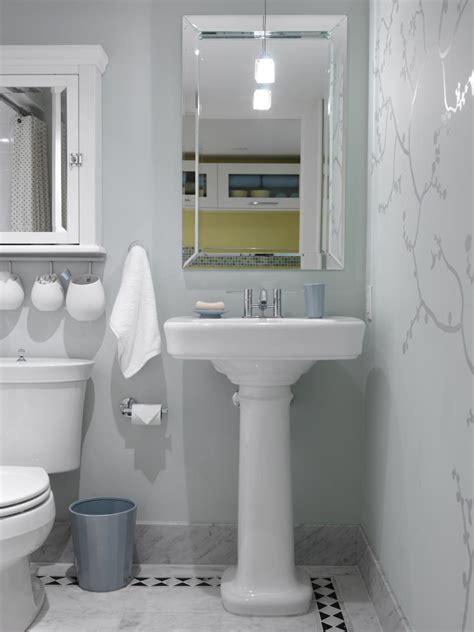 small bathroom ideas hgtv 20 small bathroom design ideas hgtv