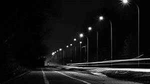 wallpaper for desktop, laptop mx29-street-lights-dark