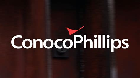 ConocoPhillips logo | NYSE, Oil and gas logo