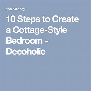 10, Steps, To, Create, A, Cottage