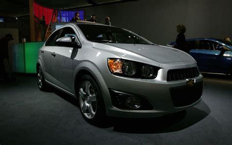 2012 Chevrolet Aveo Sedan And Hatchback Official Design