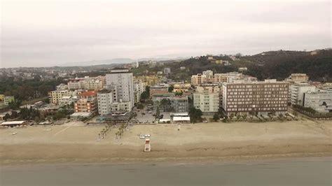 Hotel Ylli i Detit pamje nga droni 8 - YouTube