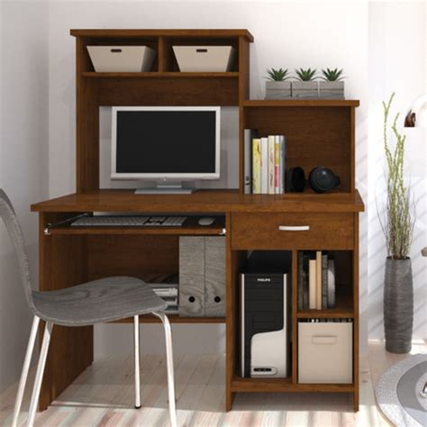 Desks With Bookshelves, Computer Desk With Bookshelf Desk