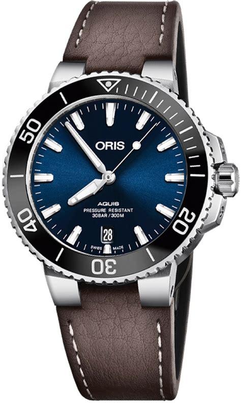 Oris Aquis Date 73377324135LS for Sale