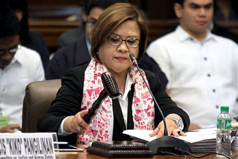 de lima on sex video it is not me headlines news the philippine star
