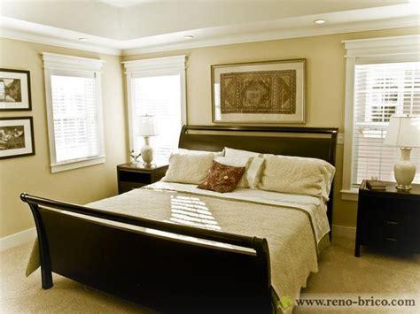 décoration intérieure chambre à coucher déco chambre à coucher chêtre