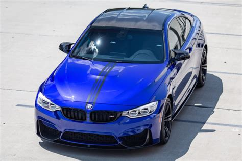 Bmw M4 Looks Great In San Marino Blue With M Performance