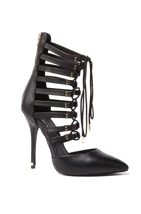 lyst steve madden keyshia cole  kc diva sandal heel