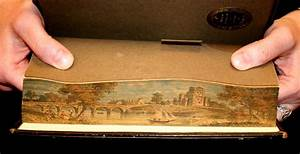 Abc for book collectors fore edge painting miami for Fore edge painting