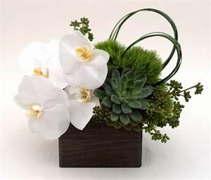 composition florale facile a faire atlubcom With affiche chambre bébé avec composition de fleurs pour deces