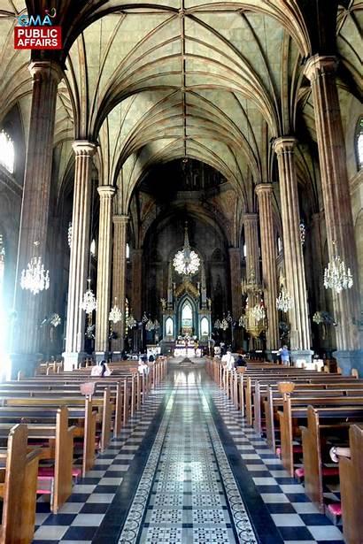 Manila Churches Church Iglesia Visita Metro Lady