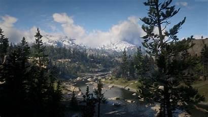 Redemption 4k Dead Games Screenshot Wallpapers Rockstar