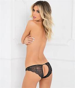 Rene Rofe Pure Nv Crotchless Reviews Bare