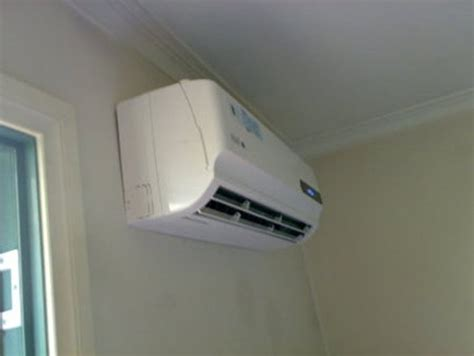 Air Conditioning Unit For Bedroom Quality Split System Air Conditioner Installation Pictures
