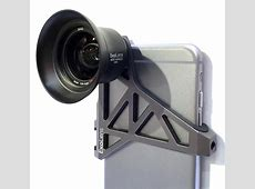 ExoLens shows premium iPhone camera lens attachments with