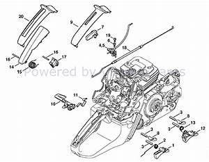 30 Stihl Ms 441 Parts Diagram