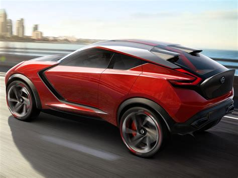 Nissan Gripz Concept Um Conceito Esportivo Radical