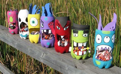 bastelideen mit plastikflaschen 43 deko ideen selber machen lustig und farbig den innen und au 223 enbereich dekorieren