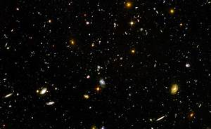 Full- Resolution Hubble Deep Field - Pics about space